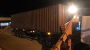 décharg container Aboisso 23 09 2017 1